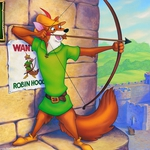 "Image for the Film programme ""Robin Hood"""