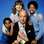 "Image for the Sitcom programme ""Diff'rent Strokes"""