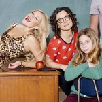 "Image for the Sitcom programme ""Bad Teacher"""