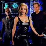 "Image for the Science Fiction Series programme ""Earth: Final Conflict"""