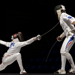 "Image for the Sport programme ""Fencing Replay"""
