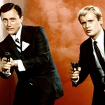 "Image for the Drama programme ""The Man from U.N.C.L.E."""