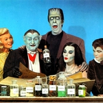 "Image for the Sitcom programme ""The Munsters"""