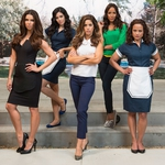 "Image for the Drama programme ""Devious Maids"""