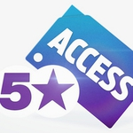 "Image for the Entertainment programme ""Access"""