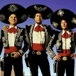 "Image for the Film programme ""Three Amigos!"""