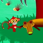 "Image for the Childrens programme ""Chwedlau Tinga Tinga"""