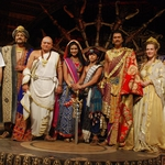 "Image for the Documentary programme ""Chakravartin Ashoka Samrat"""