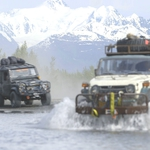 "Image for the Documentary programme ""Alaska Off-Road Warriors"""