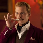 "Image for the Film programme ""Mortdecai"""