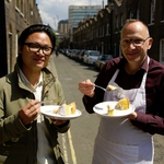 "Image for the Cookery programme ""Luke Nguyen's UK"""