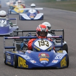 "Image for the Motoring programme ""British Superkart"""