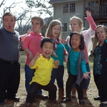 "Image for the Documentary programme ""7 Little Johnstons"""