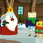 "Image for the Animation programme ""Adventure Time: Holly Jolly Secrets"""