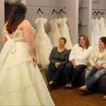 "Image for the Documentary programme ""Curvy Brides"""
