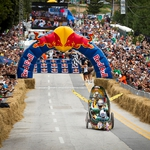 "Image for the Sport programme ""Red Bull Soapbox Race 2015"""