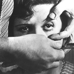 "Image for the Film programme ""Un Chien Andalou"""