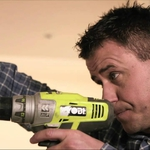 "Image for the DIY programme ""Celebrity DIY with Craig Phillips"""