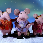 "Image for the Animation programme ""The Clangers"""