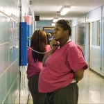 "Image for the Documentary programme ""Pregnant Behind Bars"""