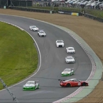 "Image for the Motoring programme ""British GT Championship Highlights"""
