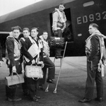 "Image for the Documentary programme ""The Dambusters Raid"""