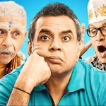 "Image for the Film programme ""Dharam Sankat Mein"""