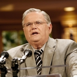 "Image for the Religious programme ""The Interview with John Hagee"""
