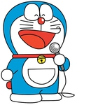 "Image for the Childrens programme ""Doraemon"""