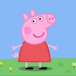 "Image for the Childrens programme ""Peppa Pig Singalong"""
