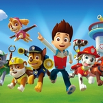 "Image for the Childrens programme ""Paw Patrol Singalong"""