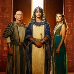 "Image for the Drama programme ""Tut"""