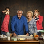 "Image for the Cookery programme ""The Great British Bake Off"""