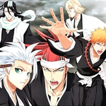 "Image for the Animation programme ""Bleach"""