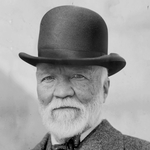 "Image for the Documentary programme ""Andrew Carnegie"""
