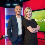 "Image for the Sport programme ""Football League Tonight"""