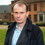 "Image for the History Documentary programme ""Andrew Marr on Churchill"""