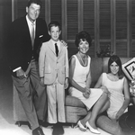 "Image for the Film programme ""First Family: The Reagans"""