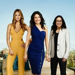"Image for the Drama programme ""Girlfriends' Guide to Divorce"""