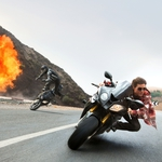 "Image for the Film programme ""Mission: Impossible - Rogue Nation"""