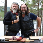 "Image for the Cookery programme ""The Hairy Bikers' Northern Exposure"""