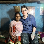 "Image for the Documentary programme ""Kolkata with Sue Perkins"""