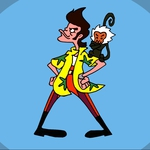 "Image for the Animation programme ""Ace Ventura: Pet Detective"""