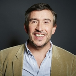"Image for the Comedy programme ""Steve Coogan: The Man Who Thinks He's it"""