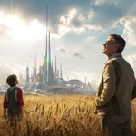 "Image for the Film programme ""Tomorrowland"""