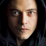 "Image for the Drama programme ""Mr. Robot"""