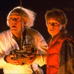 "Image for the Film programme ""Back to the Future"""