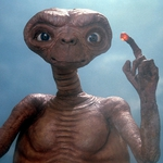 "Image for the Film programme ""E.T. The Extra-Terrestrial"""