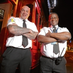 "Image for the Documentary programme ""Bouncers"""