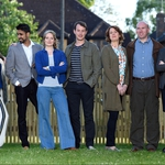 "Image for the Sitcom programme ""Together"""